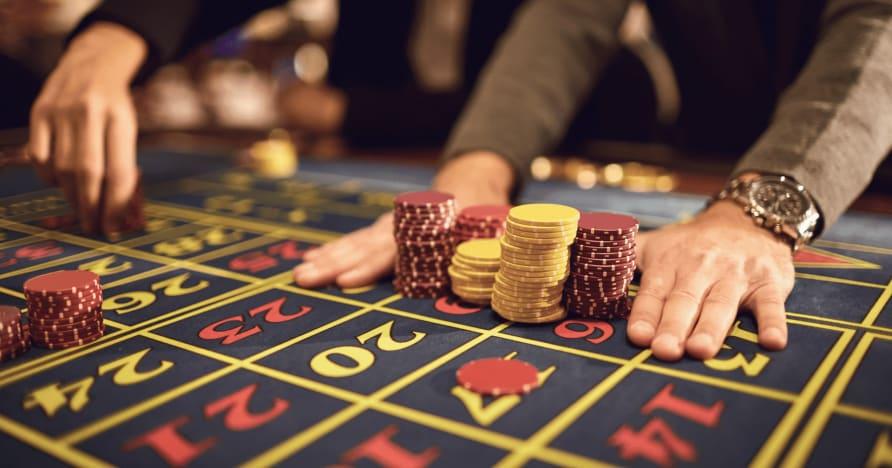 Geri ir blogi tiesioginių kazino statymai