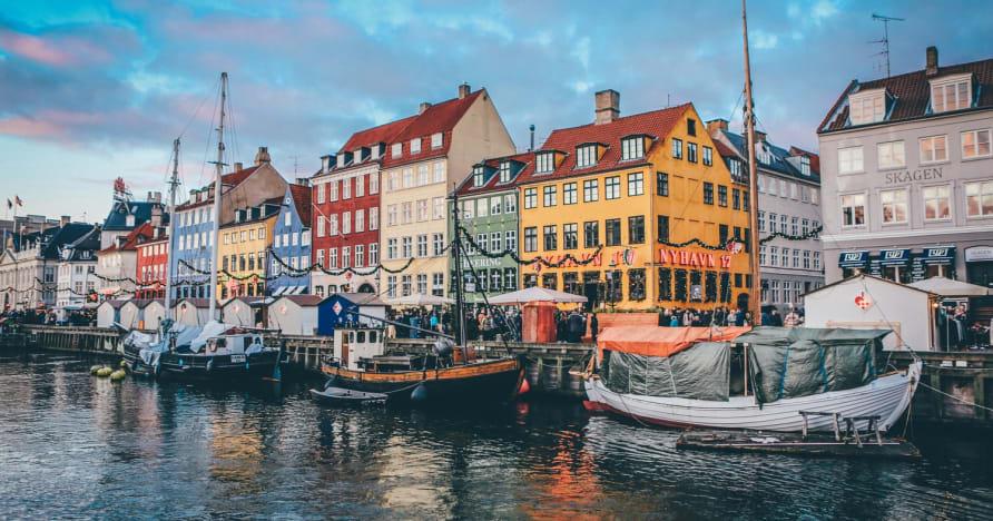 Danijos lažybų vietos bus uždarytos iki balandžio 5 d