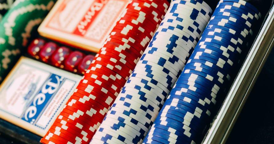 """Patek į """"Texas Hold'em"""""""