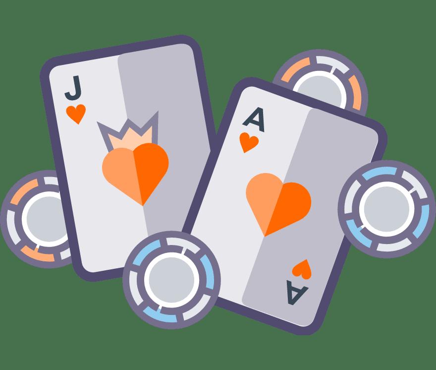 Geriausi Blekdžeko (BlackJack) žaidimai internetu gyvai – 77 geriausiai apmokami kazino gyvai 2021-aisiais