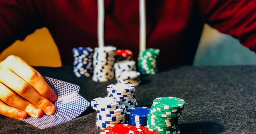 Profesionalus lošimai ir įgūdžių, reikalingų laimėti