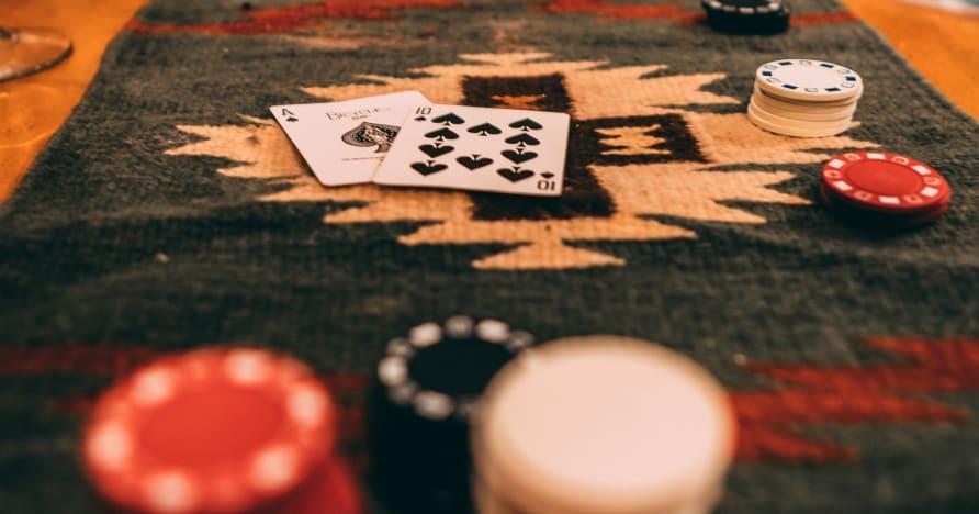 """""""Blackjack"""" pinigų valdymo įgūdžiai"""