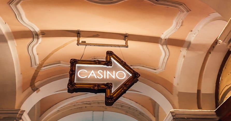 Lošimas tiesioginiame kazino