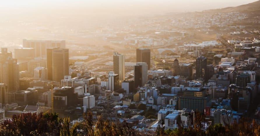 Geriausi gyvi kazino žaidimai Pietų Afrikos internetiniams lošėjams