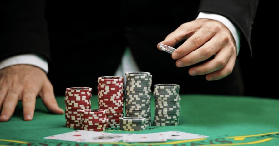 """Palyginti geriausių šiandienos """"Live Casino"""" žaidimų koeficientai"""