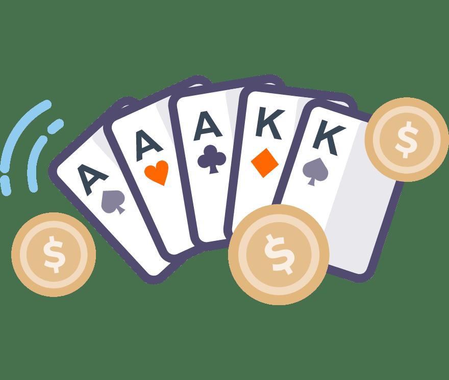 Žaisk tiesioginį internetinį pokerį