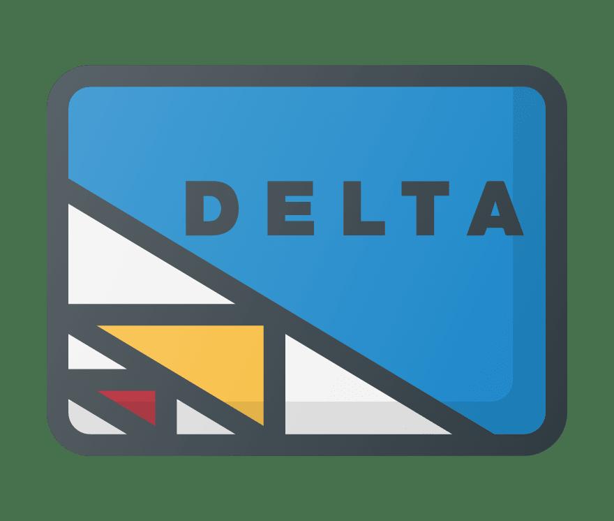Top  Delta Kazino su gyvais dalytojaiss 2021 -Low Fee Deposits