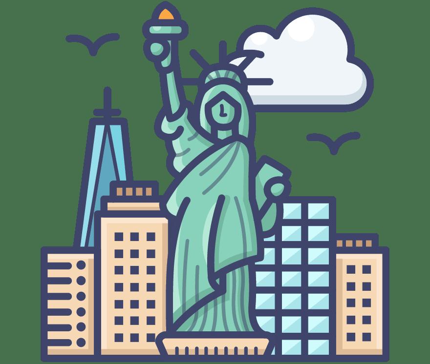 Geriausi 16 Kazino su gyvais dalytojais Amerikas Savienotās Valstis 2021-iais