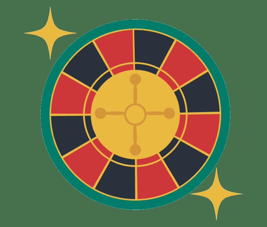 Labākās live ruletes spēles – 100 vislabāk maksājošie kazino 2021. gadā