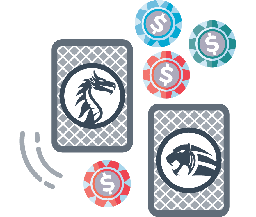 Geriausi Dragon Tiger žaidimai - 25 geriausiai apmokami kazino 2021-aisiais