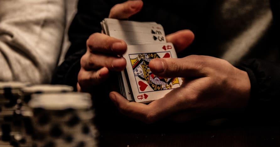 Matematika internetiniame vaizdo pokeryje