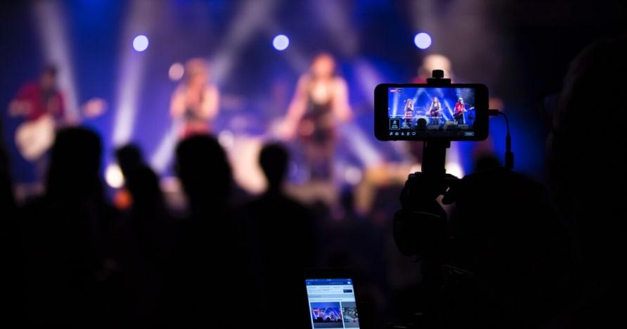 Penki Tarptautiniai Kazino Streaming Live ruletė