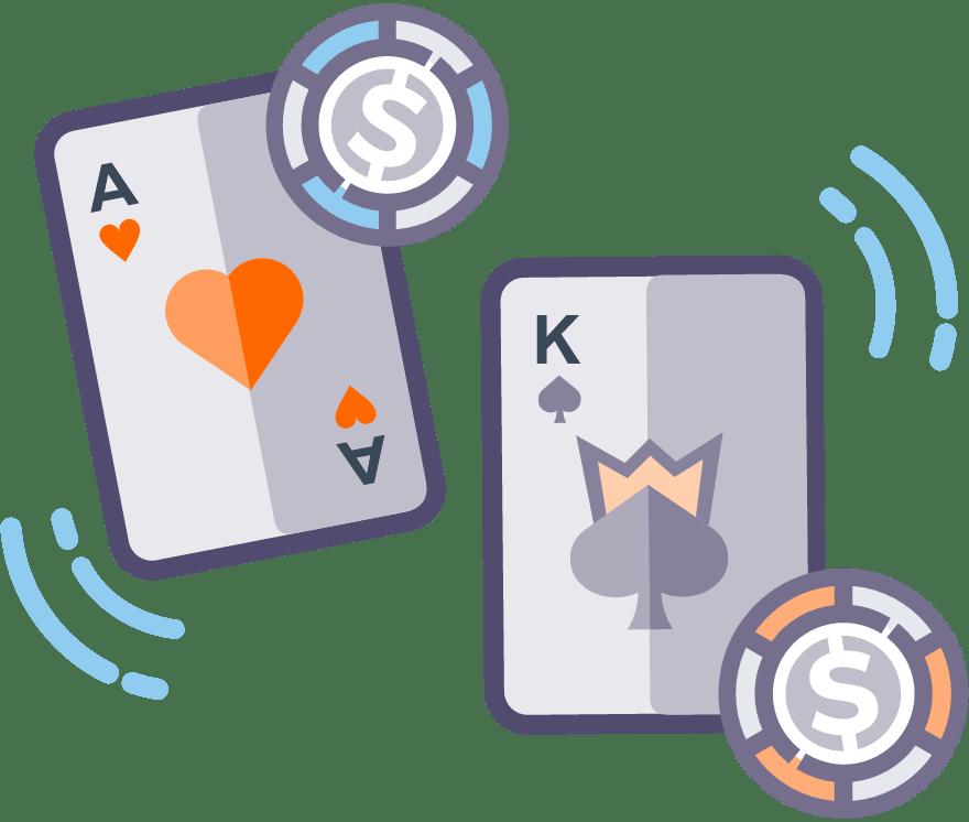 Žaisk Casino War internetu – 3 pelningiausi Kazino Su Gyvais Dalytojais 2021-iais